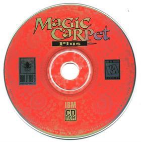 Magic Carpet Plus - Disc