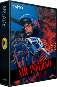 Air Inferno - Box - 3D