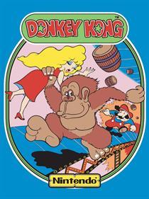 Donkey Kong - Fanart - Box - Front