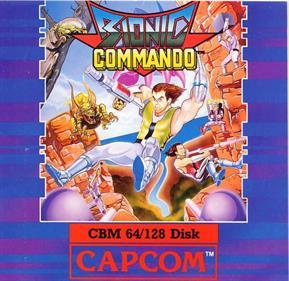 Bionic Commando (PAL Version)