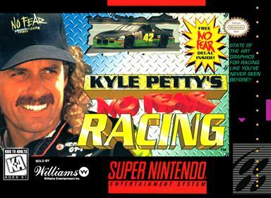 Kyle Petty's No Fear Racing