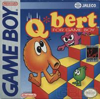 Q*bert for Game Boy