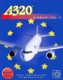 A320 Airbus Vol. 2 - Box - Front