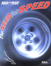 The Need for Speed - Box - Front