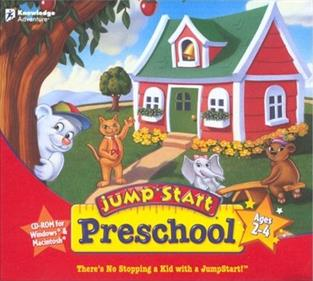JumpStart Preschool (1995)
