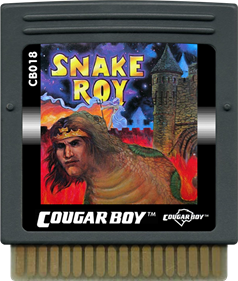Snake Roy - Cart - Front