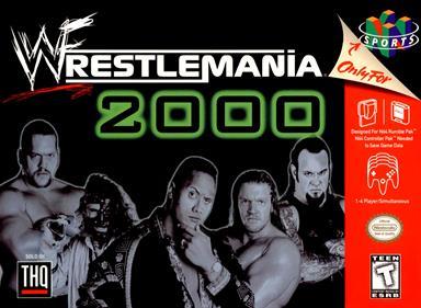 WWF WrestleMania 2000