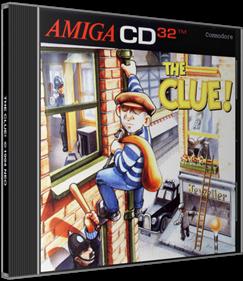 The Clue! - Box - 3D