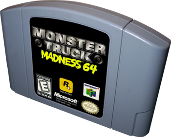 Monster Truck Madness 64 - Cart - 3D