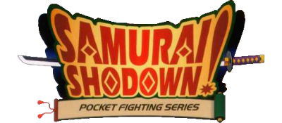 Samurai Shodown!: Pocket Fighting Series - Clear Logo