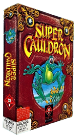 Super Cauldron - Box - 3D