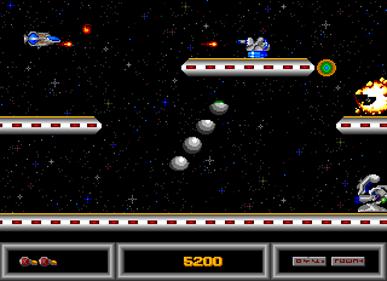 Alpha-1 - Screenshot - Gameplay