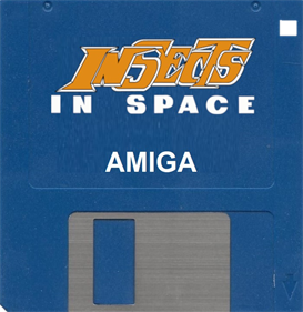 Insects in Space - Disc
