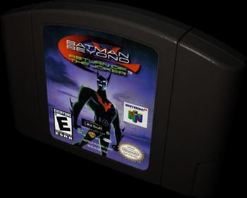Batman Beyond: Return of the Joker - Cart - 3D