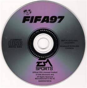 FIFA Soccer 97 - Disc