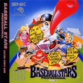 Baseball Stars Professional