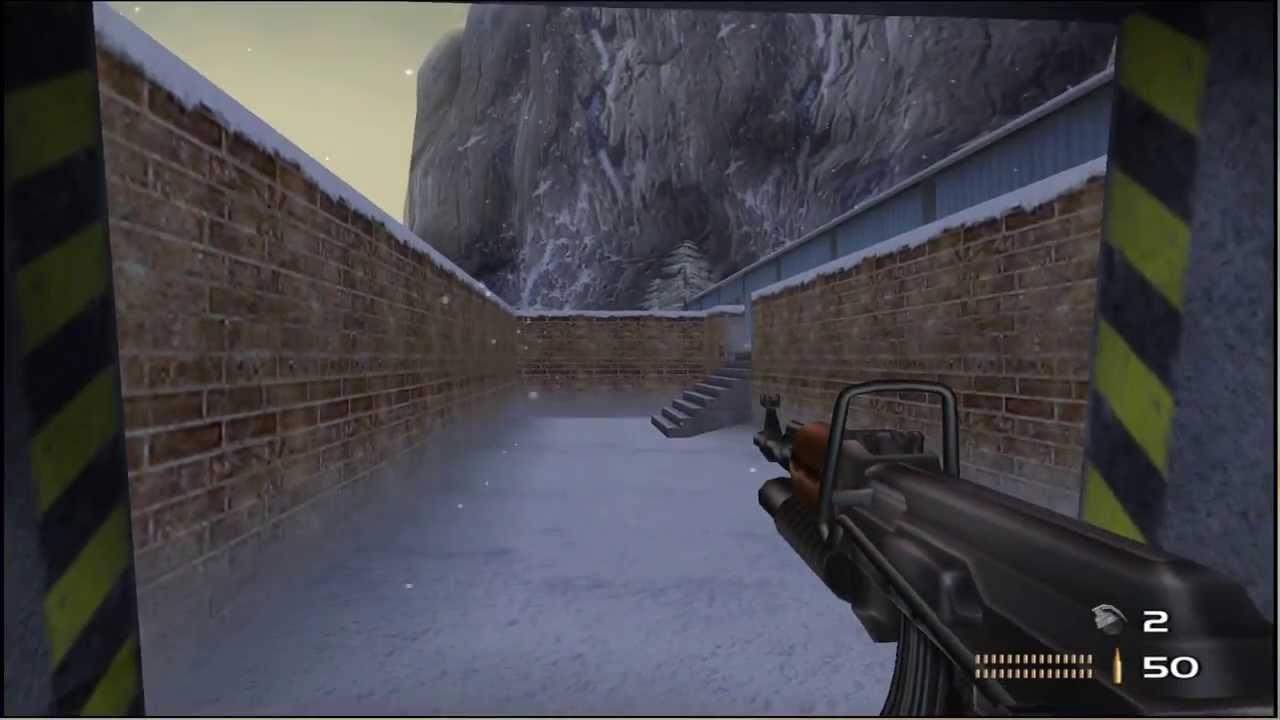 Image result for gamecube time splitters 2 screenshot