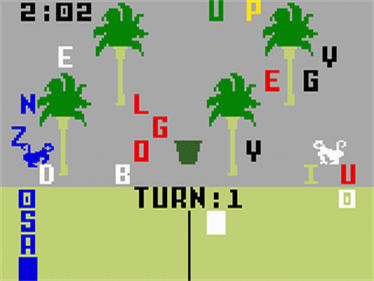 The Electric Company Word Fun - Screenshot - Gameplay