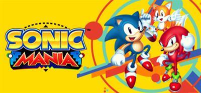 Sonic Mania - Banner