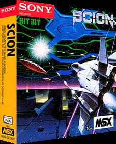 Scion - Box - 3D