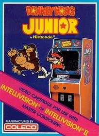 Donkey Kong Junior - Box - Front