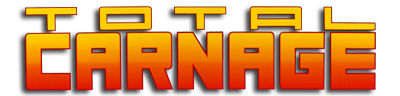Total Carnage - Clear Logo
