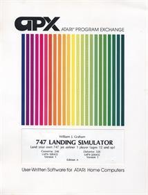 747 Landing Simulator