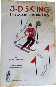 3-D Skiing
