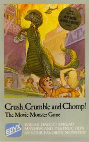Crush, Crumble and Chomp! The Movie Monster Game