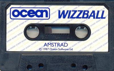 Wizball - Cart - Front