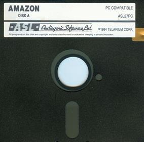 Amazon - Disc