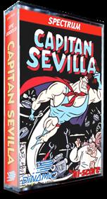 Capitán Sevilla - Box - 3D