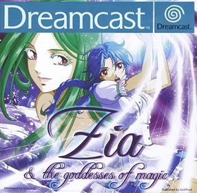 Zia & the Goddesses of Magic