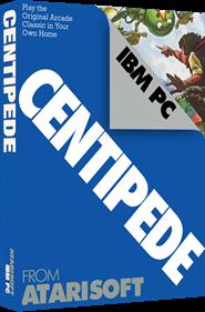 Centipede - Box - 3D