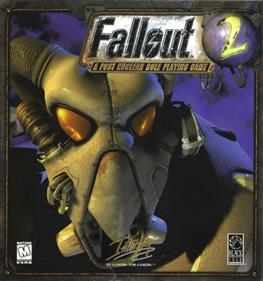 Fallout 2 - Box - Front