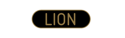 Lion - Clear Logo
