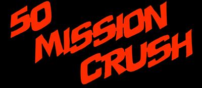 50 Mission Crush - Clear Logo