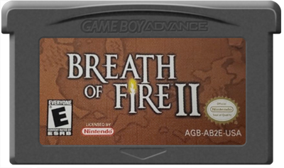 Breath of Fire II - Cart - Front