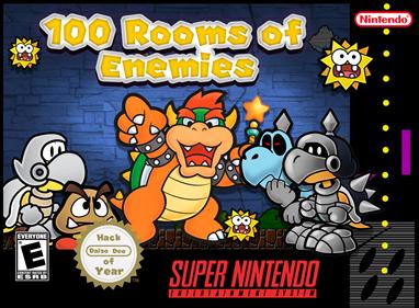 100 Rooms of Enemies
