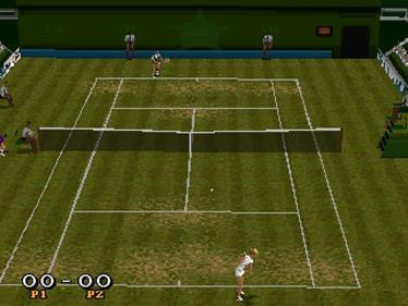 Break Point - Screenshot - Gameplay