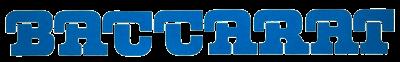 Baccarat - Clear Logo