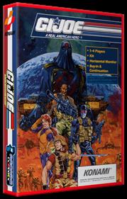 G.I. Joe - Box - 3D