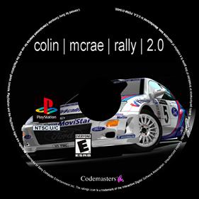 Colin McRae Rally 2.0 - Fanart - Disc
