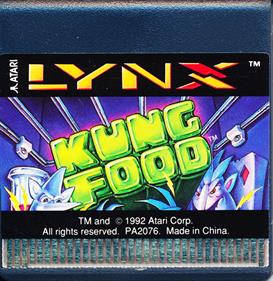 Kung Food - Cart - Front