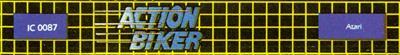 Action Biker - Banner