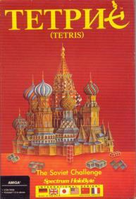 Tetris: The Soviet Challenge