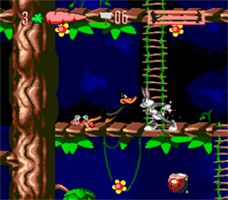 Bugs Bunny in Double Trouble - Screenshot - Gameplay