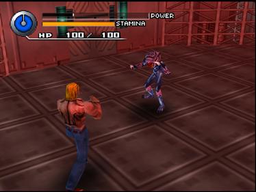 Hybrid Heaven - Screenshot - Gameplay