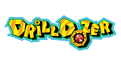 Drill Dozer - Clear Logo