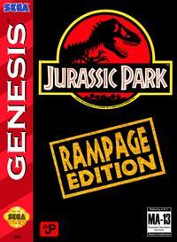 Jurassic Park: Rampage Edition